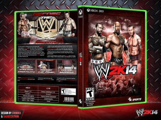 Wwe 2k14 xbox 360 iso download