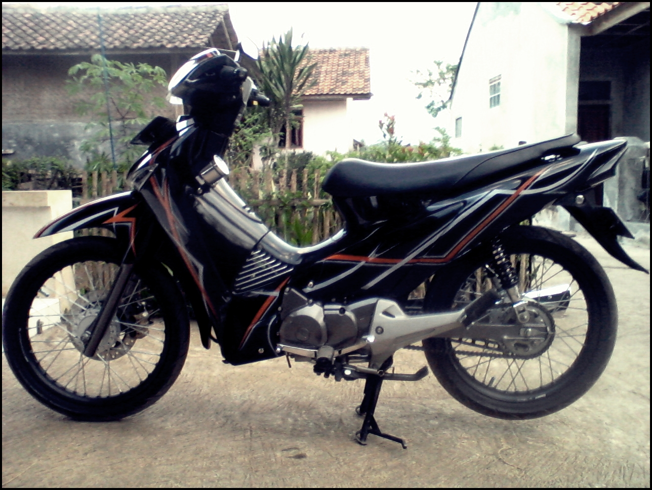 referensi modifikasi supra x 125