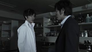 Takatora meets Ryouma