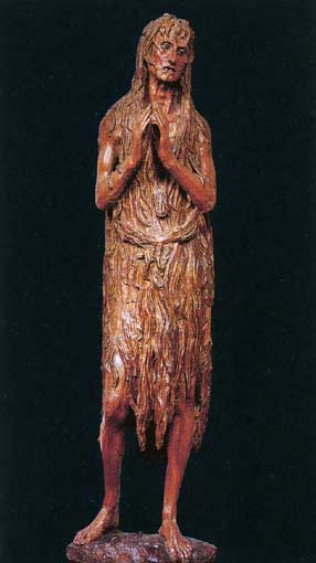 The Penitent Magdalene by Donatello  ca  1455Donatello Mary Magdalene