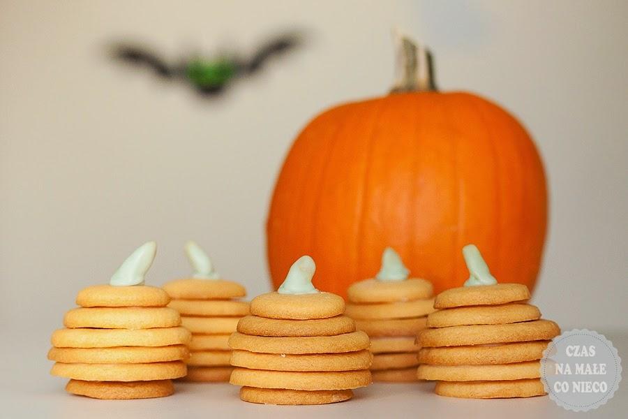 ciasta piniata halloween
