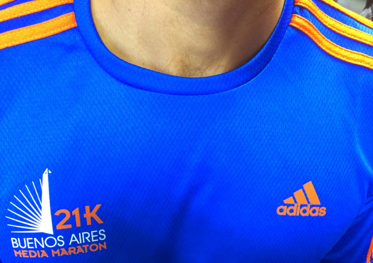 Remera 21k Buenos Aires