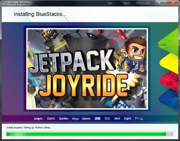 BlueStacks install, whatsapp windows 7