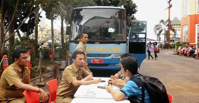 Samling Samsat Ciledug Sediakan Doorprize