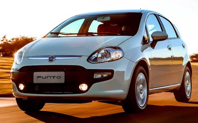 Novo Fiat Punto 2014 - Attractive