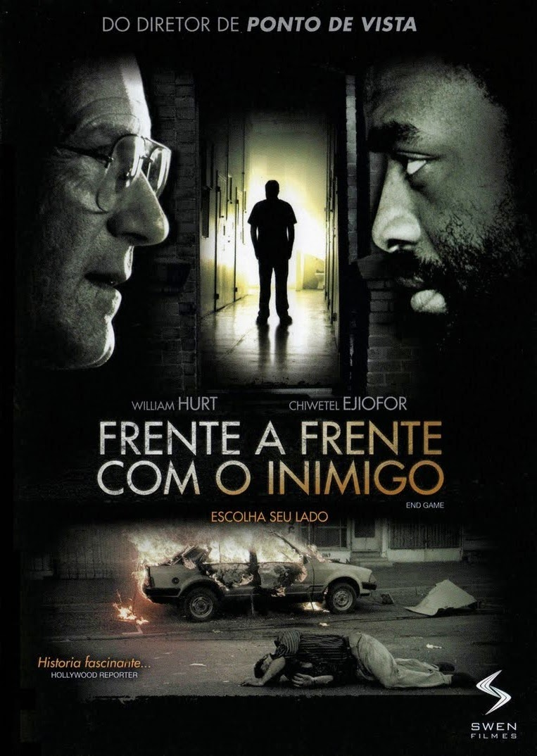 Frente a Frente com o Inimigo – Dublado (2009)