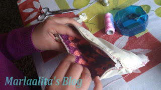 granny square, monedero, estuche, ganchillo, crochet