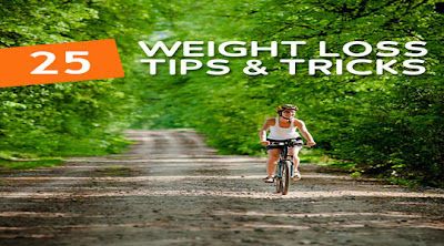 25 Weight Loss Tips for a Fit & Healthy Body