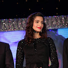 Sonam Kapoor Gorgeous in Black  Dress   Photo Set