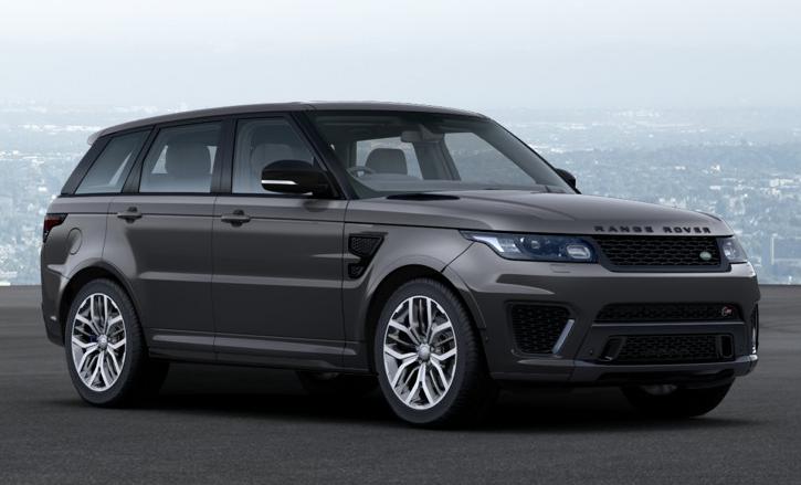 performance 4x4 premium suv range rover sport svr autos post. Black Bedroom Furniture Sets. Home Design Ideas