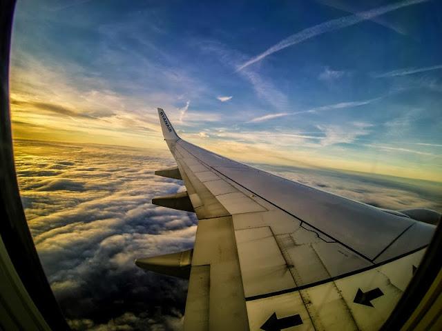 Ryanair Fly (Santander - Beauvais) Boeing 737