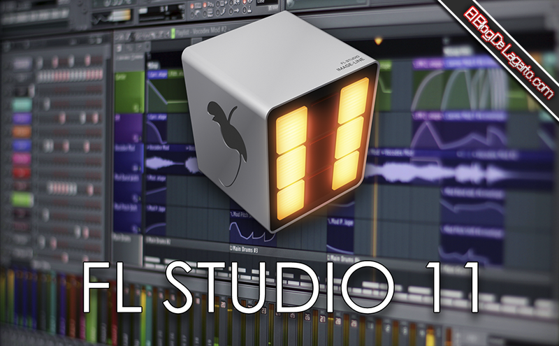 FL Studio 11 Full MEGA
