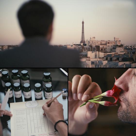 Perfumista Vincent Schaller
