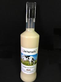 LLETERADA Crema de Ratafia amb Llet