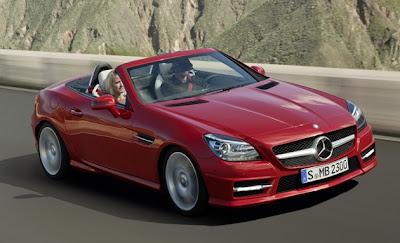 Mercedes SLK 2012