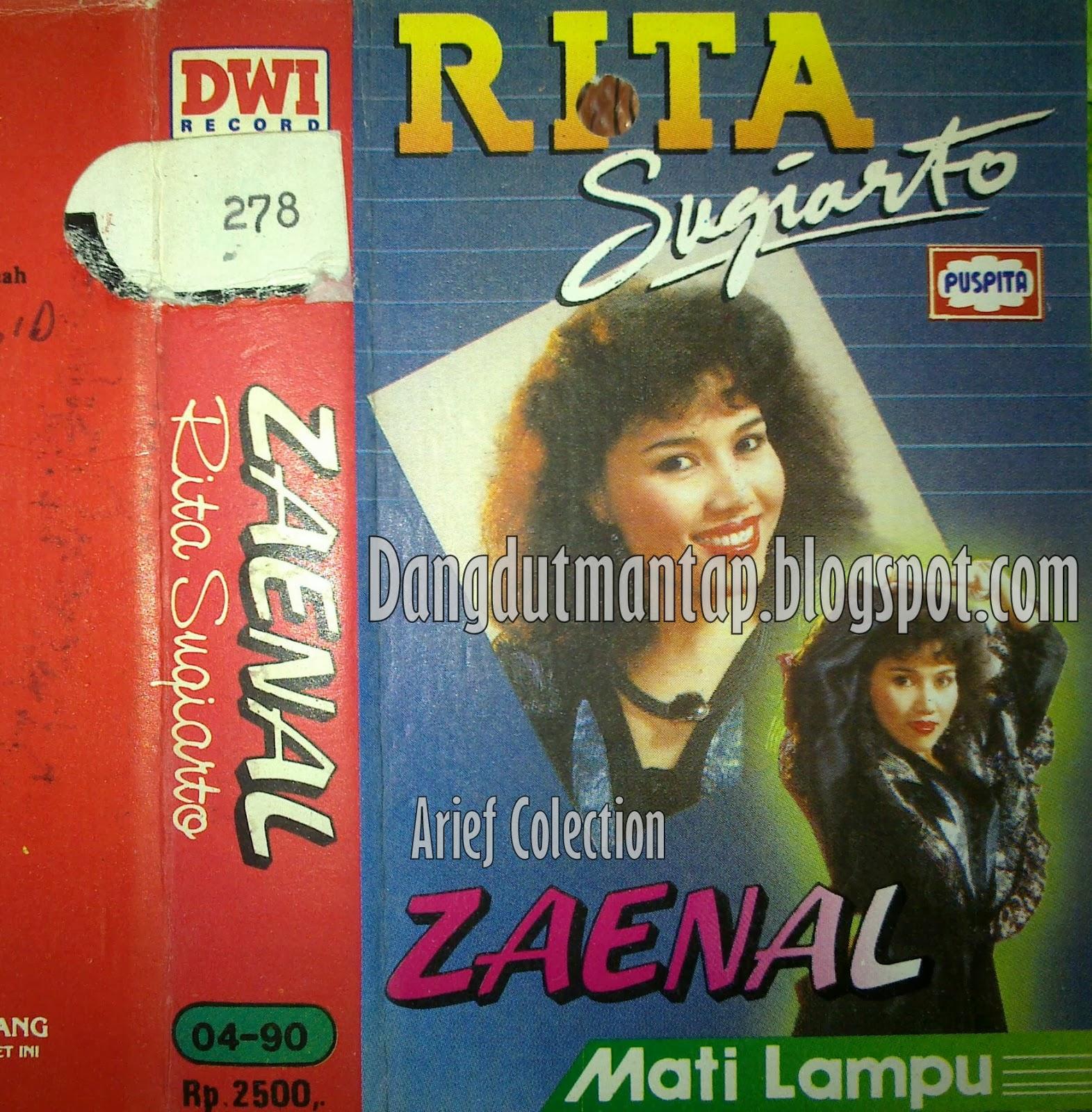 Download Lagu Rita Sugiarto - Zaenal Tahun 1990 Puspita Record