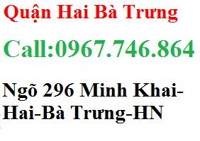 ĐỊA ĐIỂM NHẬN HS MINH KHAI