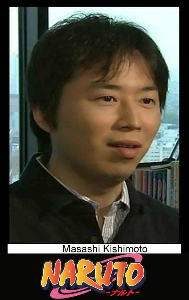 foto masashi kishimoto pengarang manga Naruto