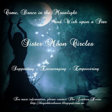 JANUARY: SISTER MOON CIRCLES