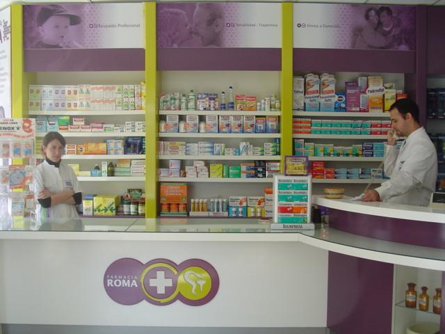Dise O De Mobiliario Muebles Para Farmacias
