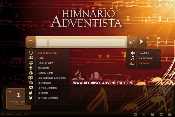 Himnario Adventista - Nueva Versión 2015