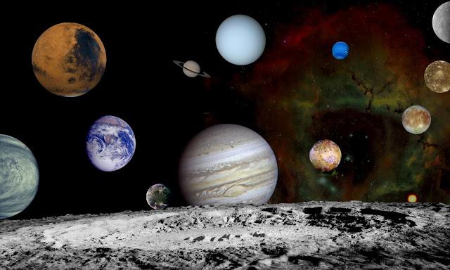 planetas, por que son redondos, núcleo, esferico