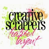 Creative Scrappers - Sketch #282