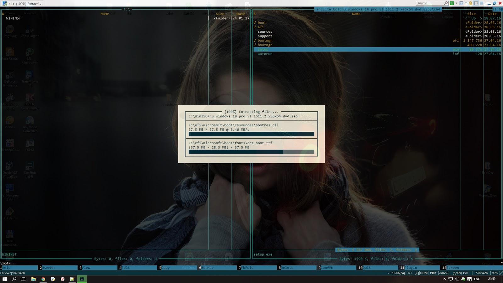 Как сделать загрузочную флешку с windows 10 32