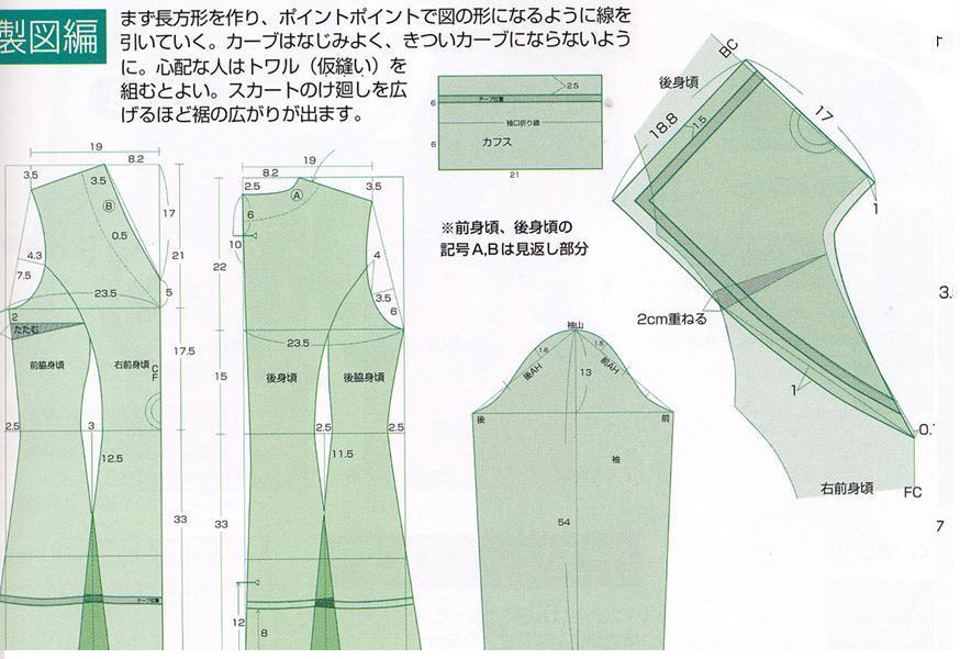 Узоры вязания - Кройка и шитье, вязание