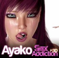 Ayako 53X Addiction Full ENGLISH