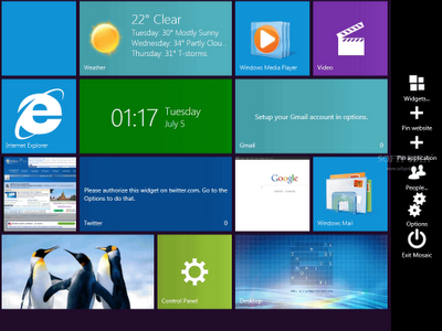 free download Download Windows 8 UX Pack