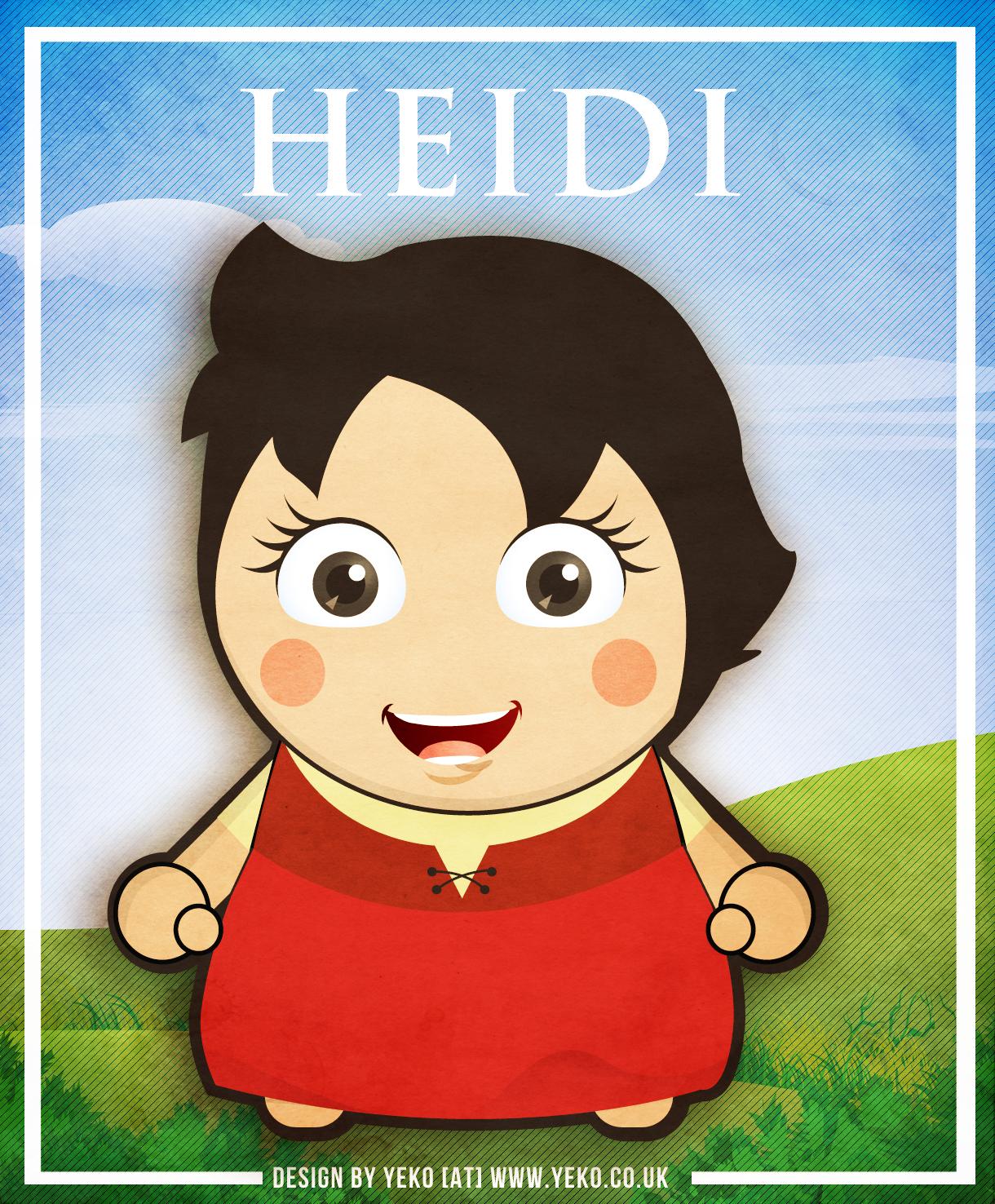 Heidi Abuelito Dime Tu