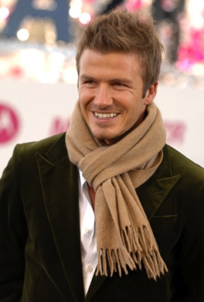 david beckham hair transplant. David Beckham in Los Angeles