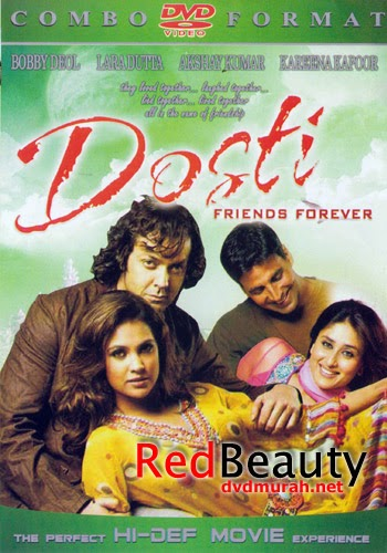 Dosti Friends Forever 2005 Hindi DVDRip 480p 370mb