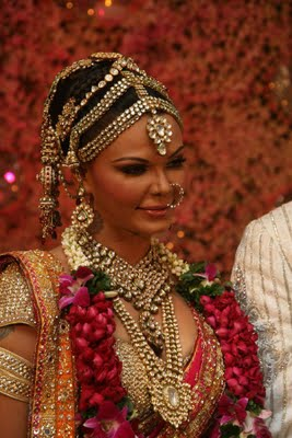 indian bridal jewelry gold Bridal Jewellery