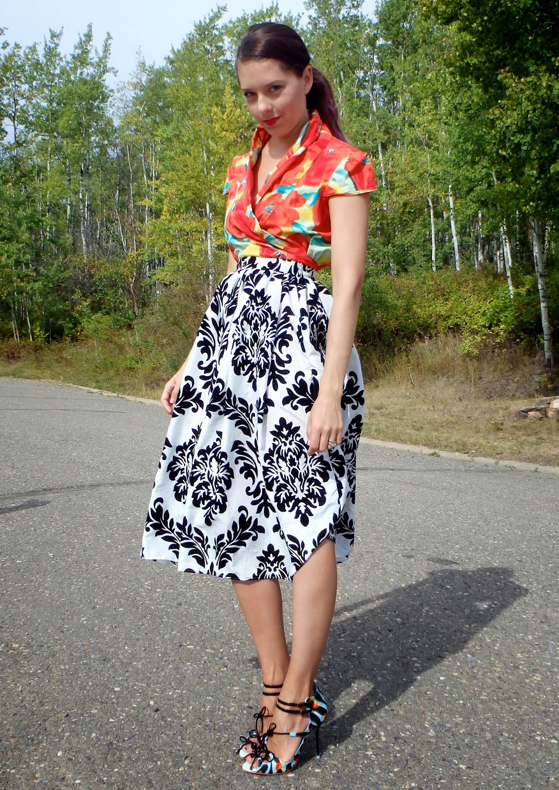 Midi Skirt, Canadian Fashion Blog, Summer Fashion
