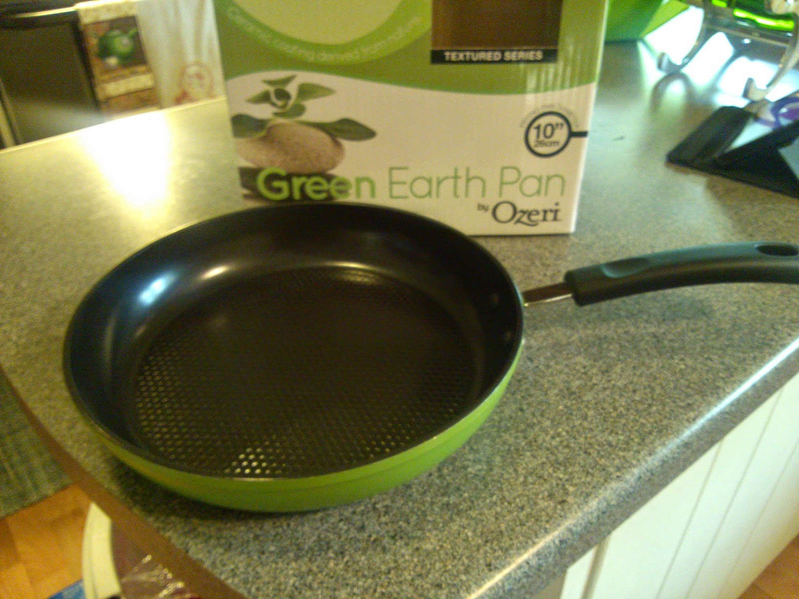 Ozeri Green Earth Frying Pan Review