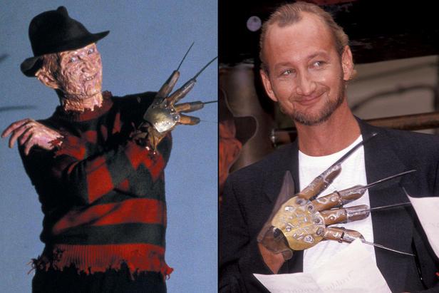 Freddy Krueger- Robert Englund Robert Englund Freddy Krueger