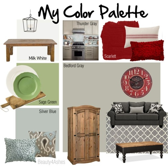 Moodboard Monday My Color Pallet