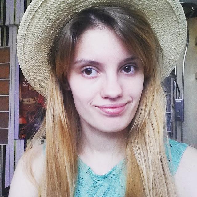 instagram, selfie, dziewczyna, kapelusz hm, jak robić dobre zdjecia