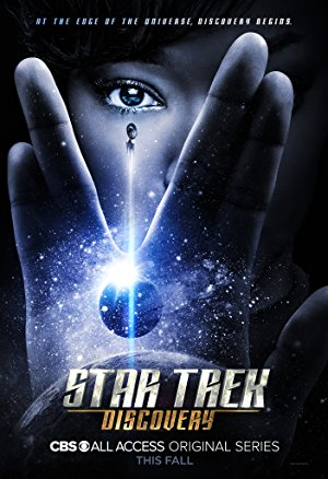 Poster Star Trek: Discovery 2017–