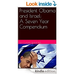 Book: President Obama and Israel