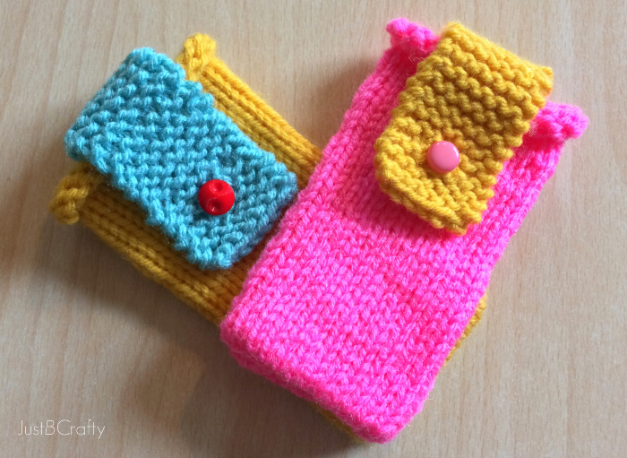Quick Knit Patterns Free : 5 Fun Knits for Beginners Just B Crafty