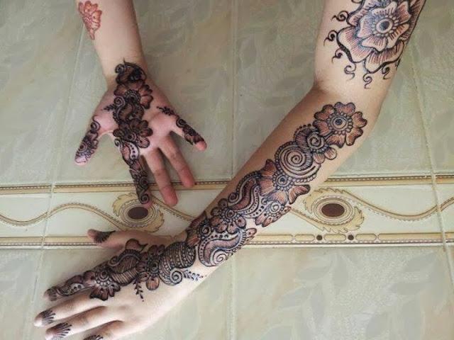 Mehndi Unique Designs 2015 : Bridal mehndi designs new eid special unique
