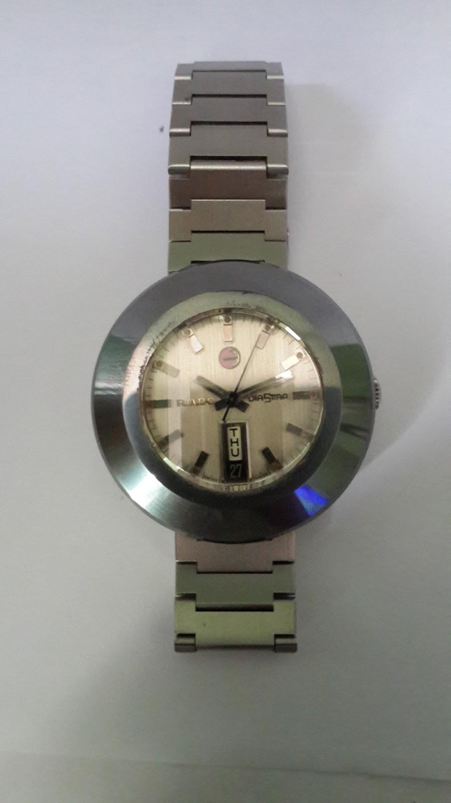 Rado diastar model 10602823