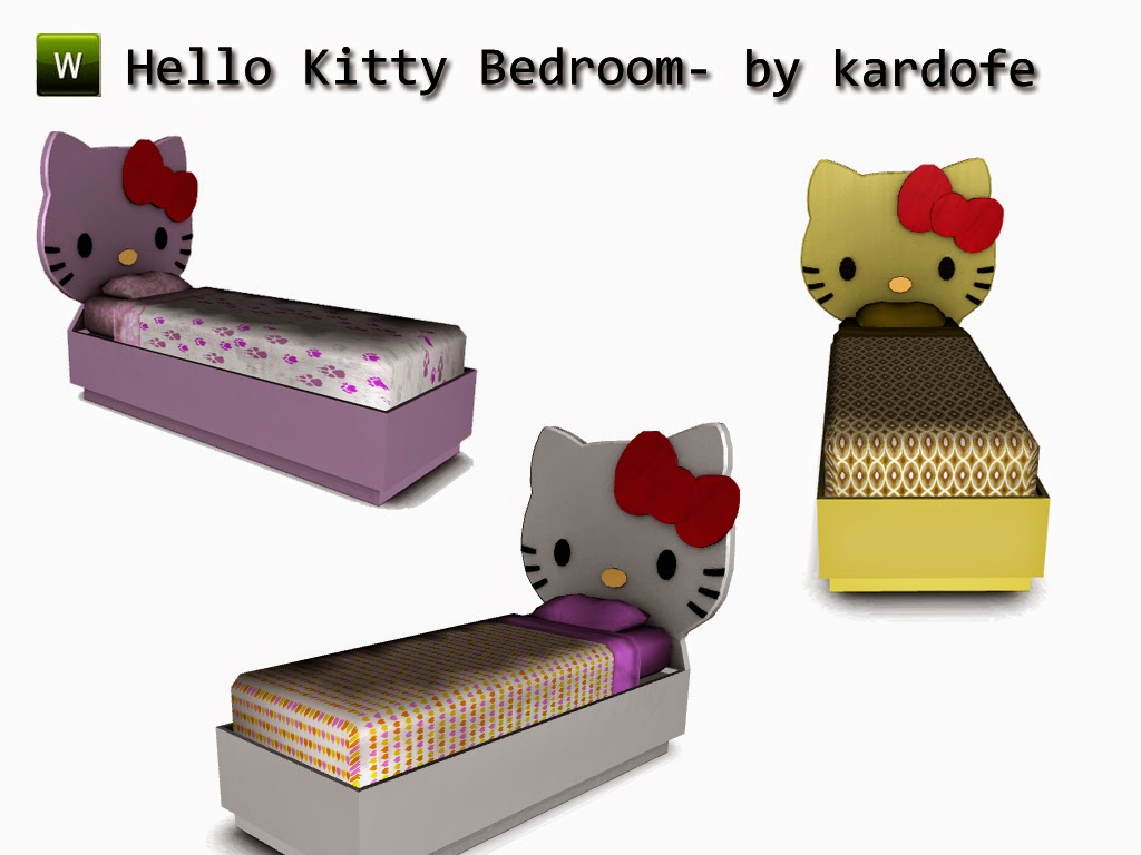 Hello Kitty Bed Frame Philippines