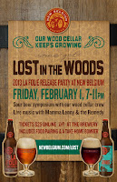 New Belgium's Lost in the Woods