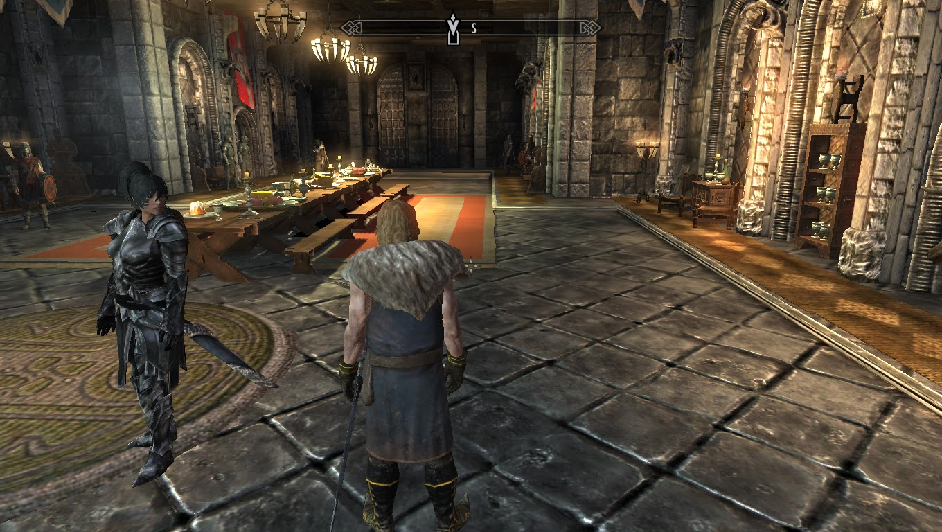 skyrim arkngthamz how to get out