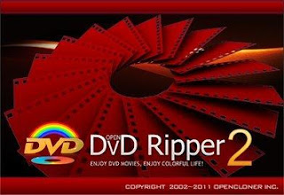 Open DVD Ripper 2.20 Build 436