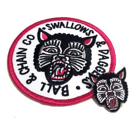 http://ballandchainco.com/collections/patches/products/swallows-chain-patch-pin